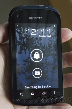 best authentic da04f b1ae3 Hands-On with the Waterproof Kyocera Hydro (Phone Scoop)