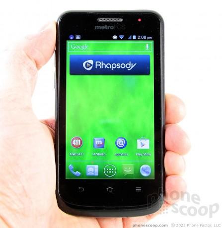 Review: ZTE Avid 4G for MetroPCS (Phone Scoop)