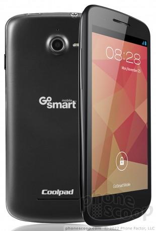Coolpad Flo Hits T-Mobile's GoSmart Prepaid Network (Phone Scoop)