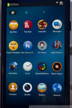 Hands On with Tizen OS (Phone Scoop)