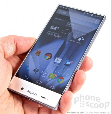 Review: Sharp Aquos Crystal for Boost Mobile (Phone Scoop)