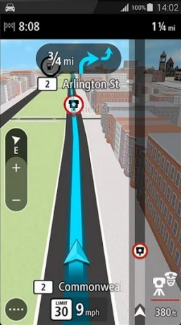 TomTom Parks New Nav App in Google Play Store (Phone Scoop)