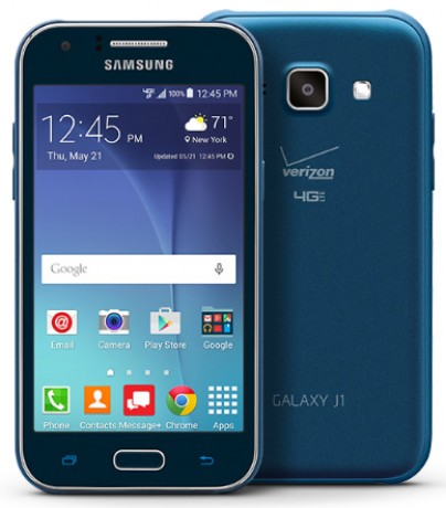 Verizon Prepaid Now Selling Samsung Galaxy J1 (Phone Scoop)