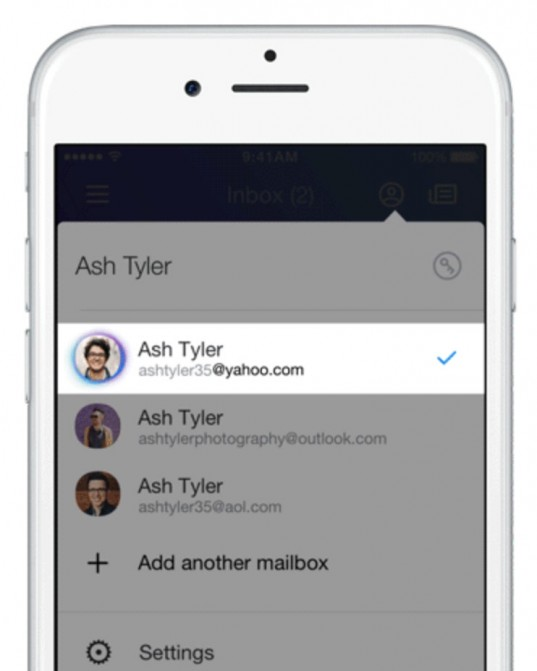 Yahoo Mail Now Supports Multiple Accounts (Phone Scoop