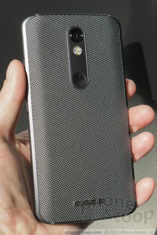 Hands On with the Motorola Droid Turbo 2 for Verizon (Phone