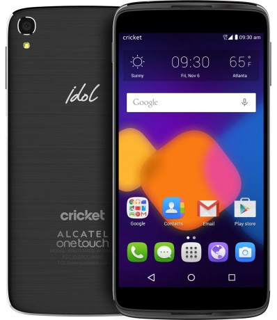 Cricket Wireless to Sell Alcatel OneTouch Idol 3 (Phone Scoop)