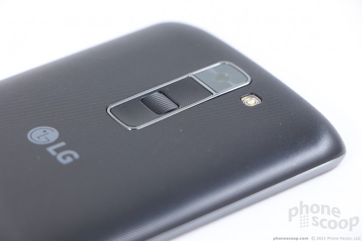 Review: LG Tribute 5 for Boost Mobile: SOFTWARE : SOFTWARE