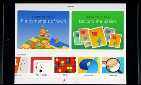 Swift Playgrounds App Meant to Teach Kids to Code (Phone Scoop)