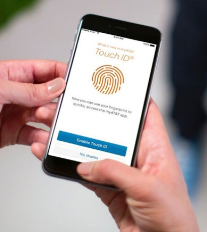 iphone fingerprint app