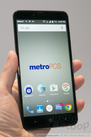 Hands On with the ZTE Z Max Pro for MetroPCS (Phone Scoop)