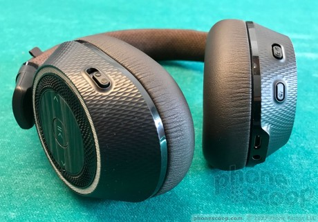 6e001e904dc The BackBeat Pro 2s are an affordable pair of Bluetooth headphones from  Plantronics. Features such as active noise cancellation, long battery life,  ...