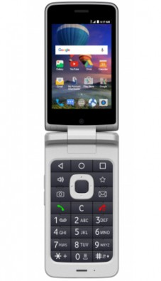 8fa995401cb ZTE s Cymbal-T Flip Phone Boasts Android