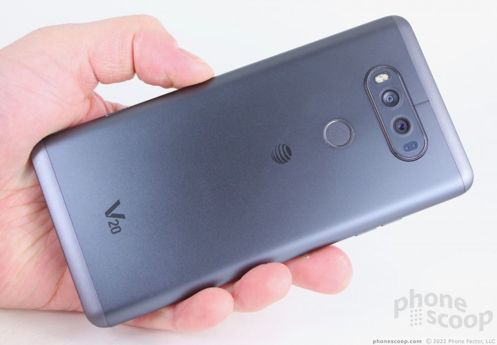 Review: LG V20 for AT&T: Software : Software (Phone Scoop)