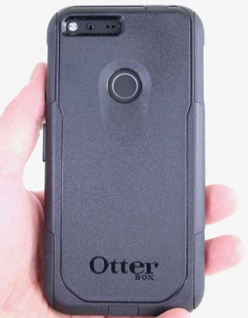 the latest dac7e 4df71 Review: OtterBox Commuter for Google Pixel XL (Phone Scoop)
