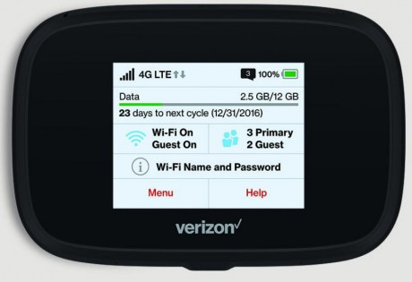 Verizon Debuts Global Jetpack with LTE-A and Support for 15