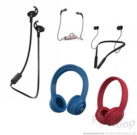 4c749193f98 ... iFrogz Bluetooth headsets, all of which are among its most affordable  to date. The standout is the $20 Free Rein Wireless, a set of Bluetooth  earbuds ...