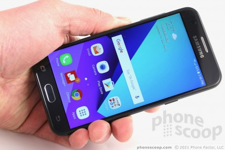 Review Samsung Galaxy J3 Eclipse For