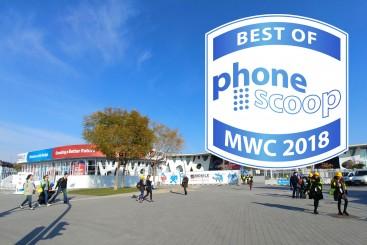 MWC 2018 (Phone Scoop)