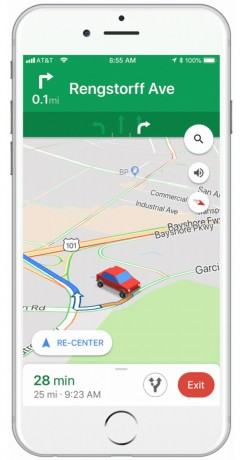 Latest Version of Google Maps for iOS Lets You Customize ... on googie maps, goolge maps, gogole maps, topographic maps, msn maps, online maps, road map usa states maps, amazon fire phone maps, iphone maps, waze maps, bing maps, googlr maps, aerial maps, android maps, ipad maps, aeronautical maps, search maps, stanford university maps, microsoft maps, gppgle maps,