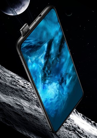 Vivo Launches All-Screen NEX Phone Outside China