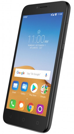 Alcatel Tetra, A Low-Cost Android Phone, Lands On AT&T