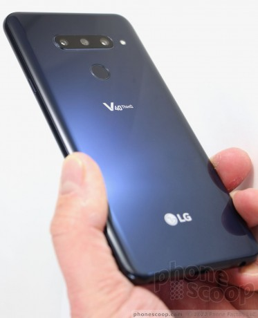 Review: LG V40 ThinQ (Phone Scoop)