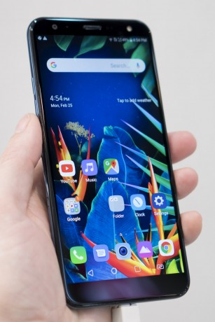 Hands On with the LG K40 (Phone Scoop)