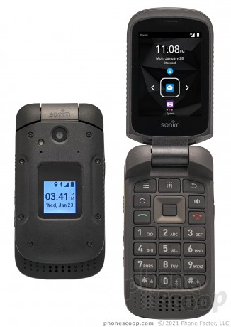 Sprint Launches Rugged Flip Phone from Sonim (Phone Scoop)