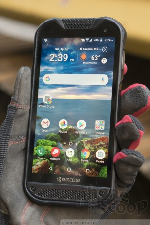 Hands On with the Kyocera DuraForce Pro 2 (Phone Scoop)