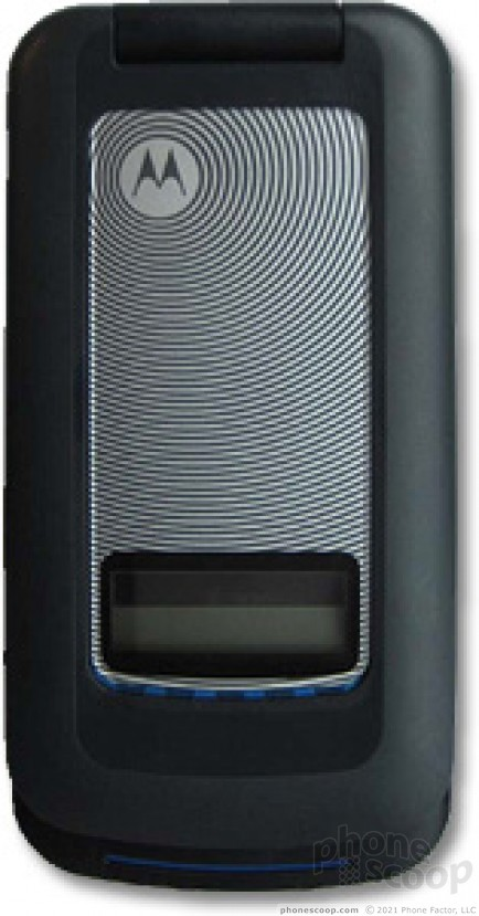 FCC Reveals Motorola i410 (Phone Scoop)