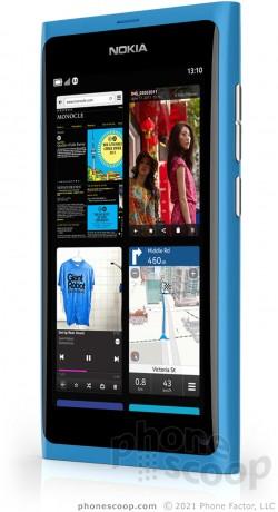 Nokia N9 Brings MeeGo to Life (Phone Scoop)