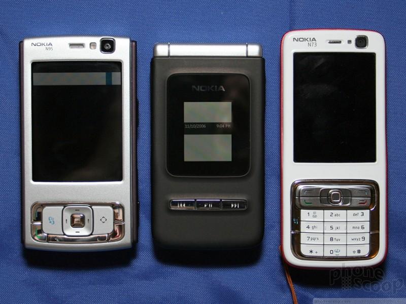 phone 2006 Fall Scoop Nokia Studio Open