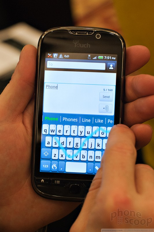 Hands-On: Nuance Flex T9 Keyboard (Phone Scoop)