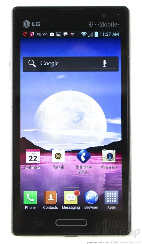 Review: LG Optimus L9 for T-Mobile USA (Phone Scoop)