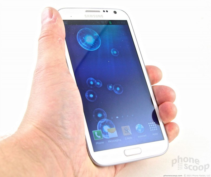 Review: Samsung Galaxy Note II for Sprint (Phone Scoop)