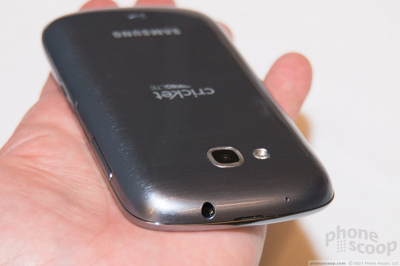 Hands On with the Samsung Admire 2 and Discover for Cricket (Phone