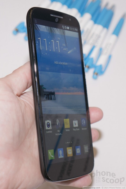 Hands-On: Alcatel OneTouch Pop Mega and Pop Star (Phone Scoop)