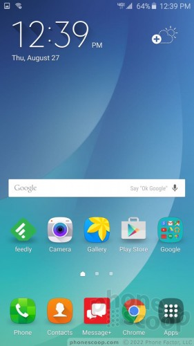 Review Samsung Galaxy Note 5 For Verizon Wireless Software Software Phone Scoop