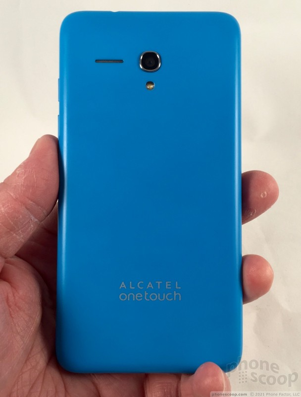 Hands-On with the Alcatel OneTouch Fierce XL with Windows