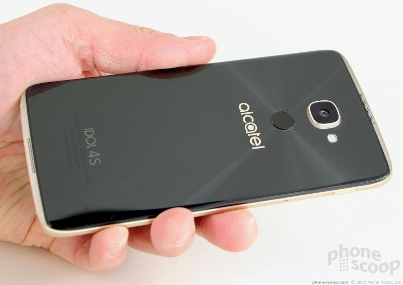Review: Alcatel Idol 4S with Windows 10 (Phone Scoop)