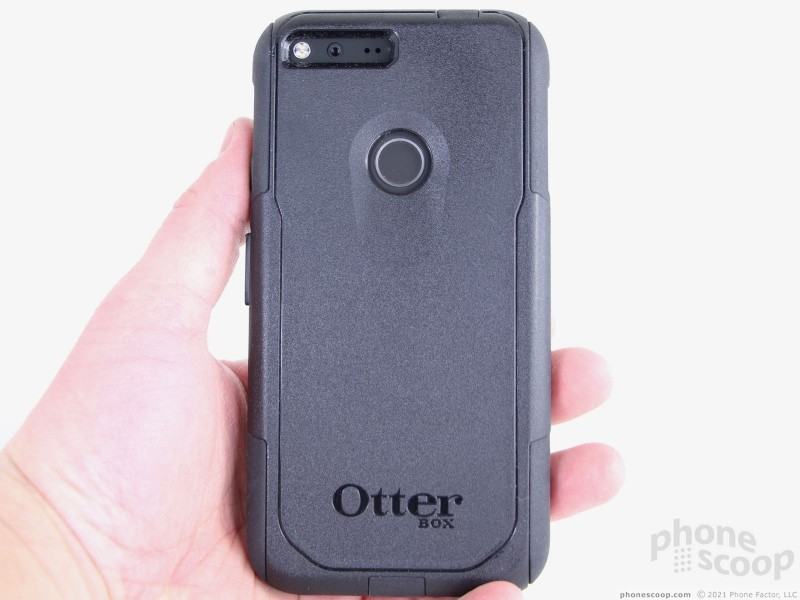 the latest b6e1e b95a4 Review: OtterBox Commuter for Google Pixel XL (Phone Scoop)
