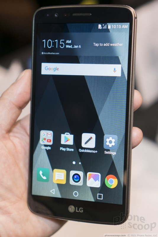 Hands On with the LG Stylo 3 (Phone Scoop)