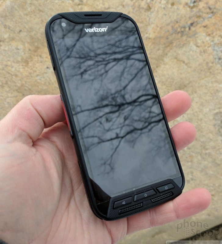 Review: Kyocera DuraForce Pro (Phone Scoop)