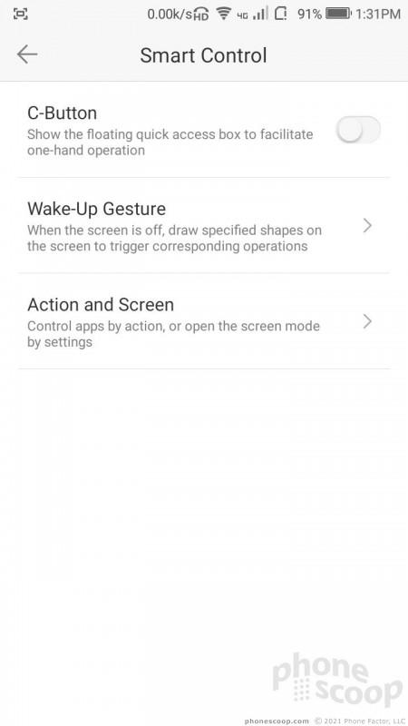 Dual Sim Control App