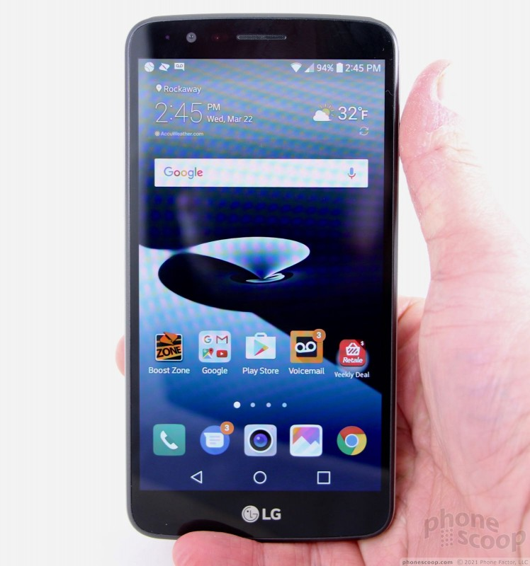 Review: LG Stylo 3 for Boost Mobile (Phone Scoop)