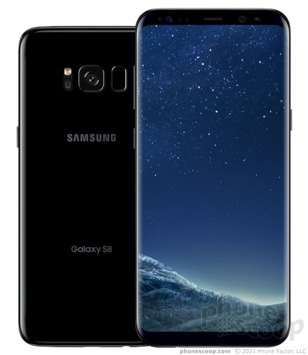 S8 and S8 Plus