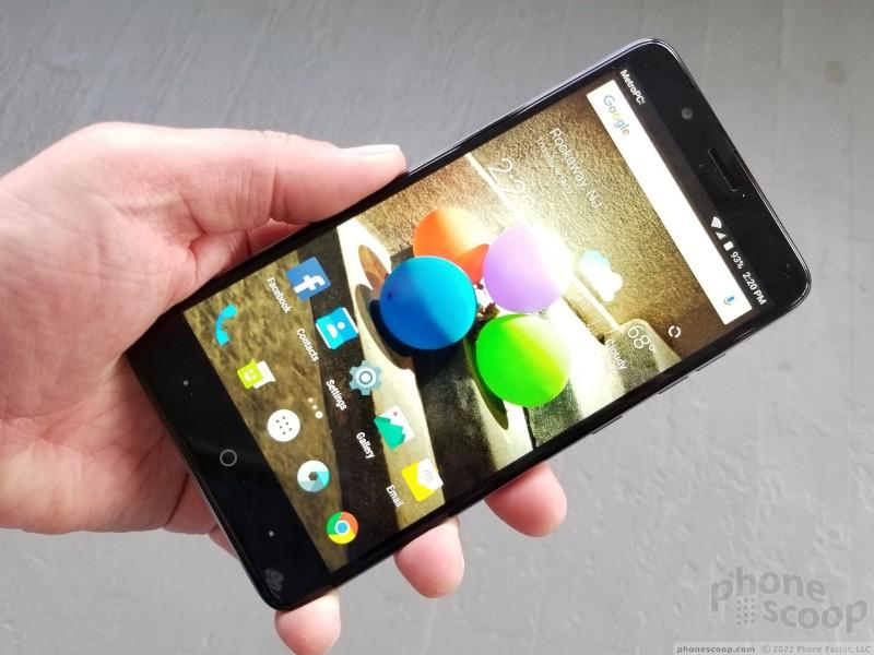 Review: ZTE Blade Z Max for MetroPCS (Phone Scoop)