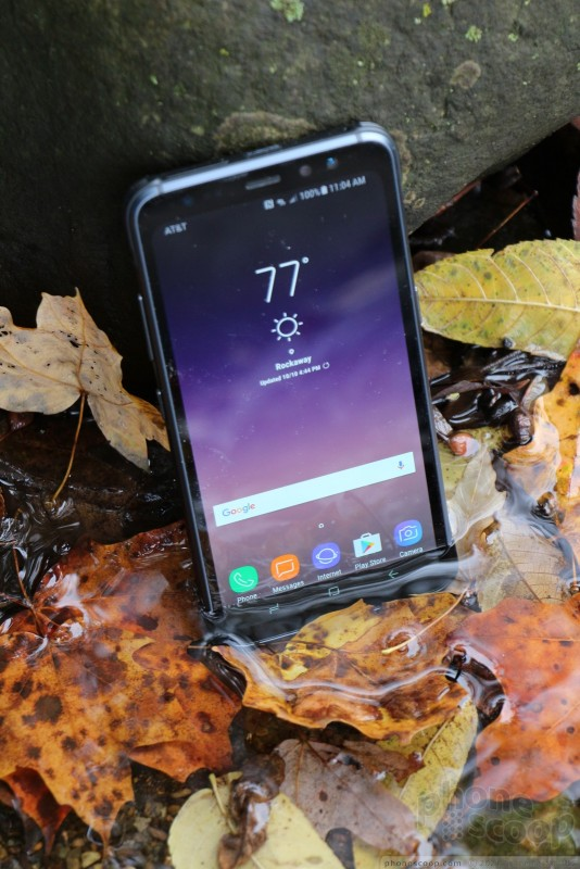 Review: Samsung Galaxy S8 Active (Phone Scoop)
