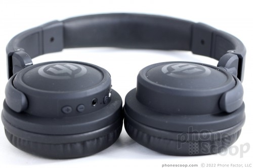 Rotated Ear Pads