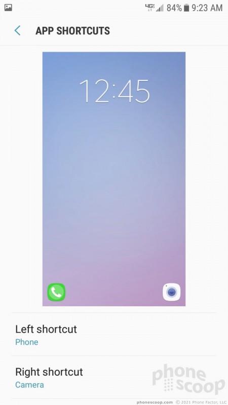 Review: Samsung Galaxy J7 V for Verizon Wireless: Software